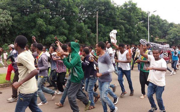 Etiopia în pragul războiului civi