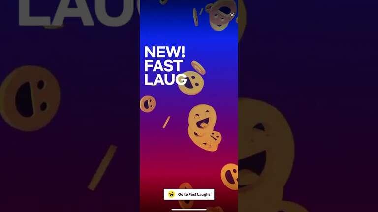 Netflix Fast Laughs un fel de TikTok