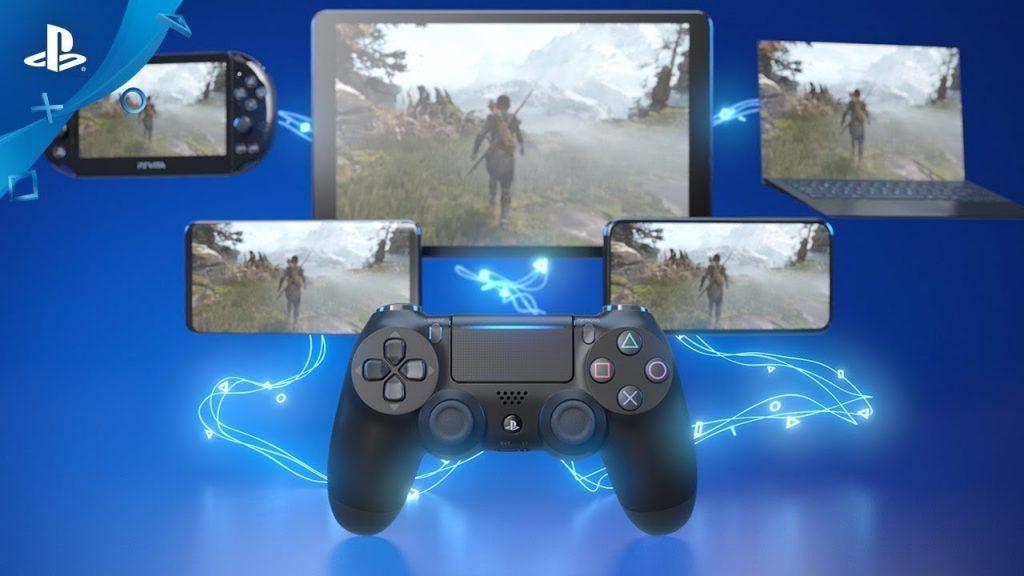 PS5 poate fi folosit de la distanta prin PS4
