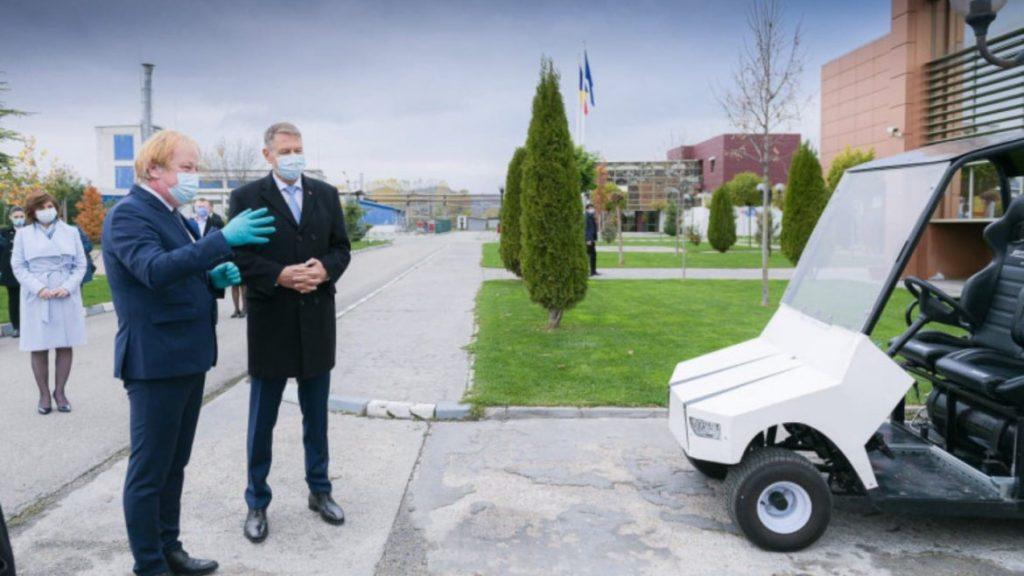 Prima mașină cu hidrogen produsă în România