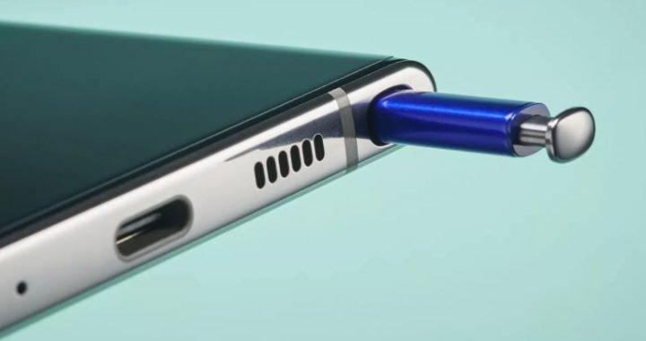 Samsung Galaxy S21 Ultra ar putea fi compatibil cu S Pen